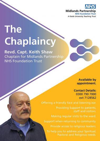 Chaplaincy Poster 2018 Nov