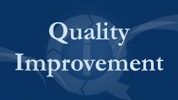 Trust's Quality Improvement success featured in National Report